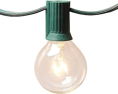 Lumabase 39101 25 Lights Globe String Lights