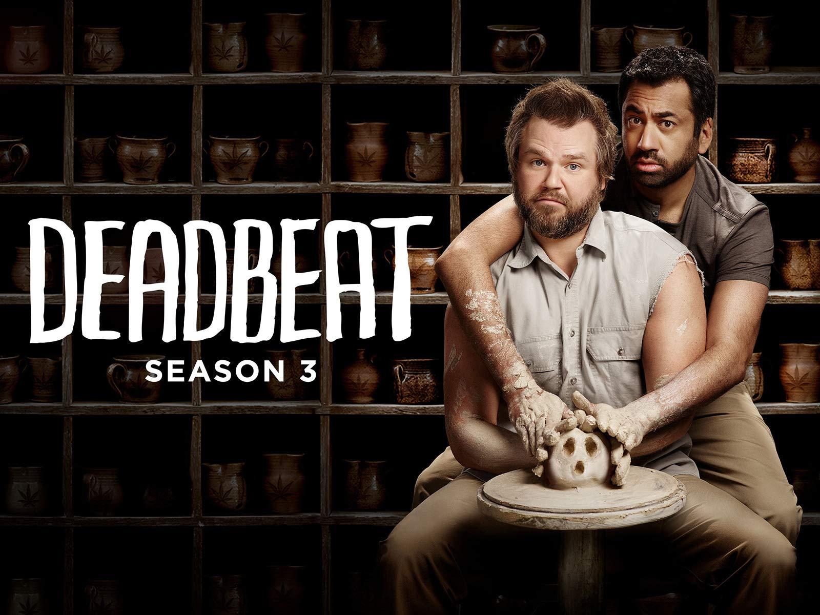 Deadbeat on Amazon Prime Video UK
