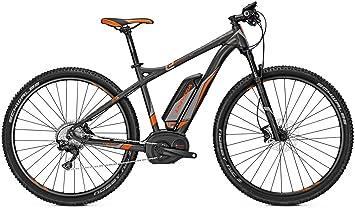 S de montaña Univega Summit S 5.0 500 WH Bosch Performance CX Motor de 11 marchas., Nimbusgrey matt: Amazon.es: Deportes y aire libre
