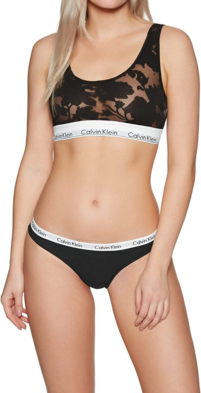Calvin Klein Women's Laser Bikini Style