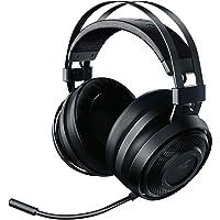 Razer Nari Essential Wireless 7.1 Surround Sound Gaming Headset: THX Spatial Audio - Auto-Adjust Headband & Swivel Cups…