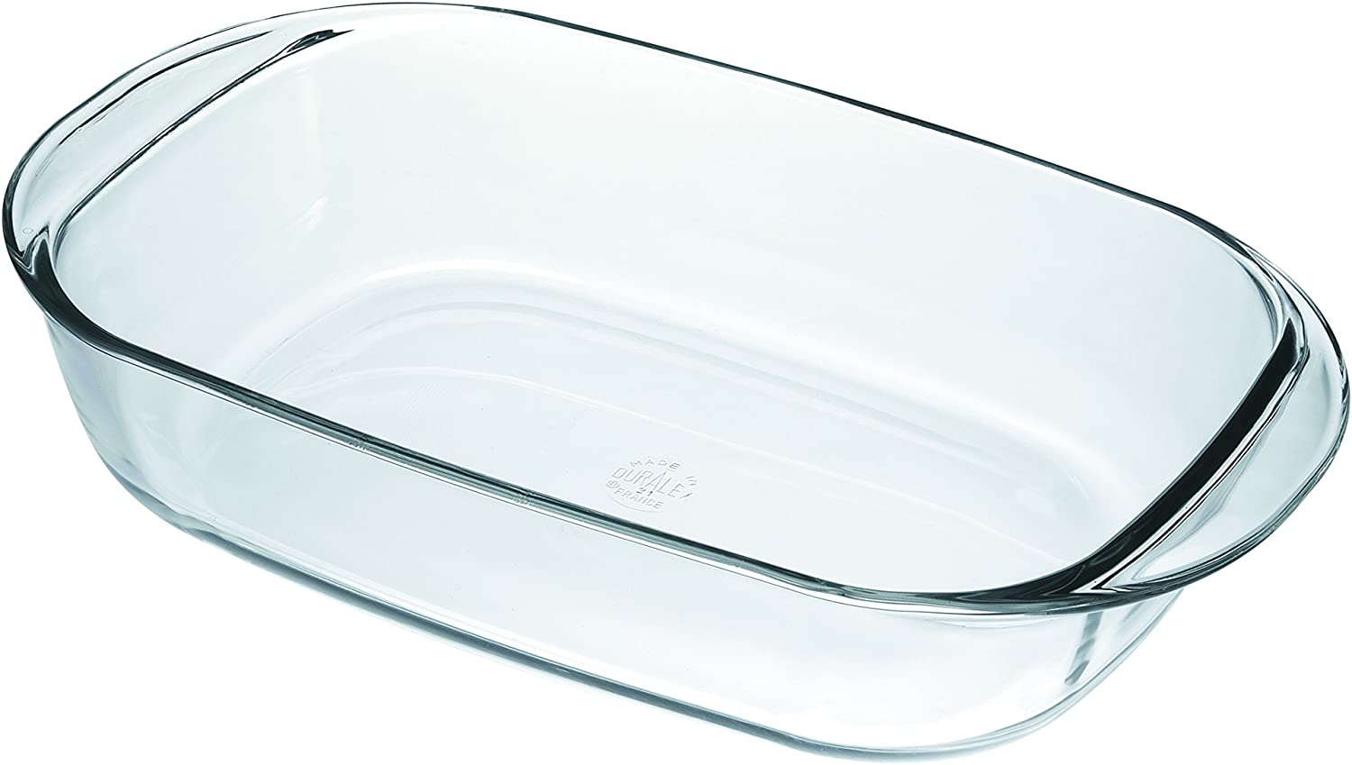 Duralex Made In France OvenChef Rectangular Baking Dish, 13 by 8-Inch