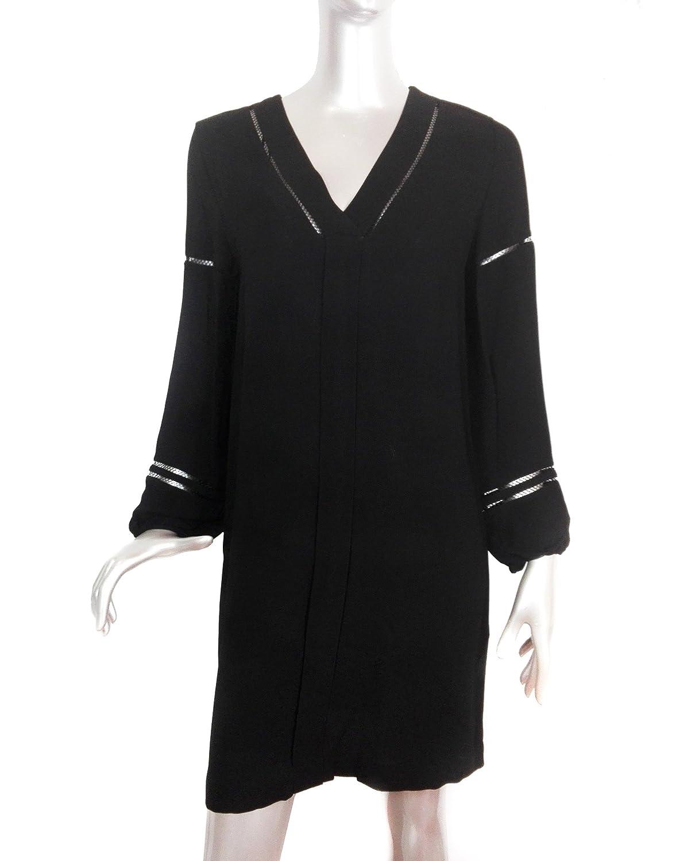 MASSIMO DUTTI - Vestido - para Mujer Negro 42: Amazon.es: Ropa y accesorios