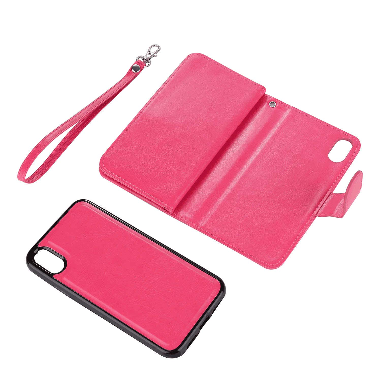 Black Wallet Cover for Samsung Galaxy S20 Ultra Leather Flip Case Fit for Samsung Galaxy S20 Ultra