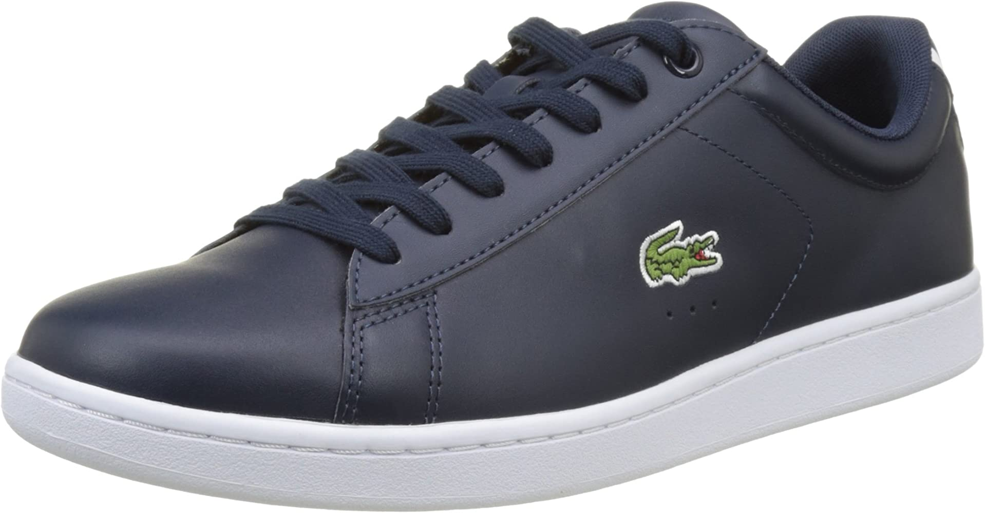 LACOSTE Flat Leather Logo chaussures chaussures chaussures