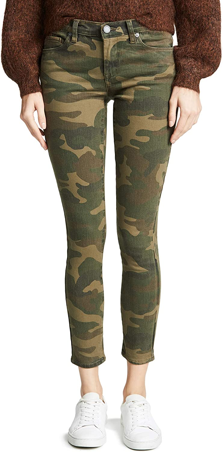 BLANKNYC Blank Denim Challenge the lowest price Women's Cheap mail order specialty store Skinny Camo Jeans