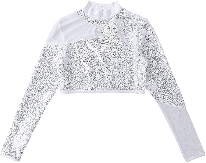 YiZYiF Femme D/ébardeur Nombril Nu Corps Top Cuir Verni Brillant Haut de Soir/ée Collant T-Shirt sans Manches Veste Gilet de Bal Costume de Danse M-XL