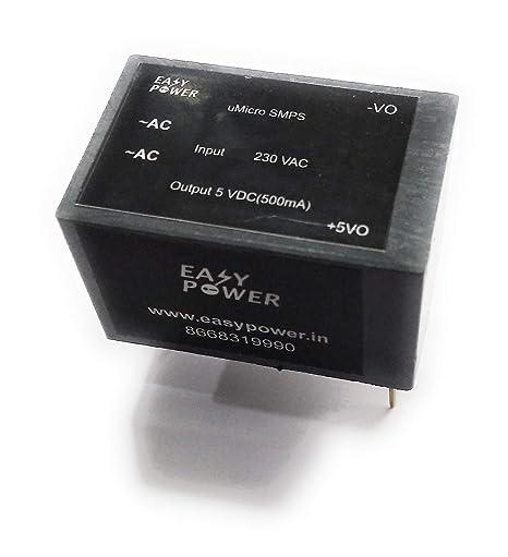 PSU 3.2 W AC//DC PCB Mount Power Supply 12 V 1 Output 270 mA Switch Mode