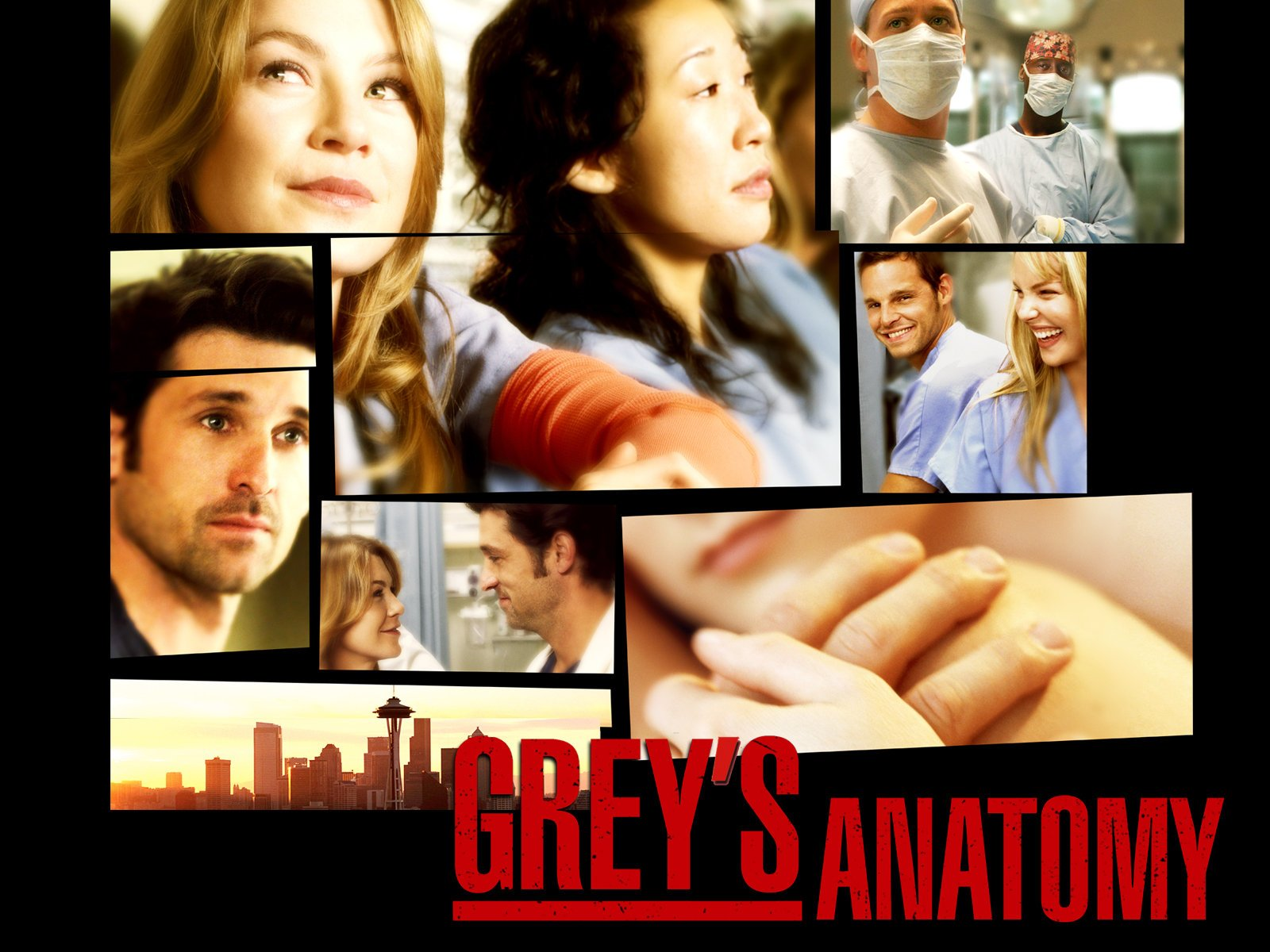 Amazon.com: Grey\'s Anatomy Season 1: Amazon Digital Services LLC