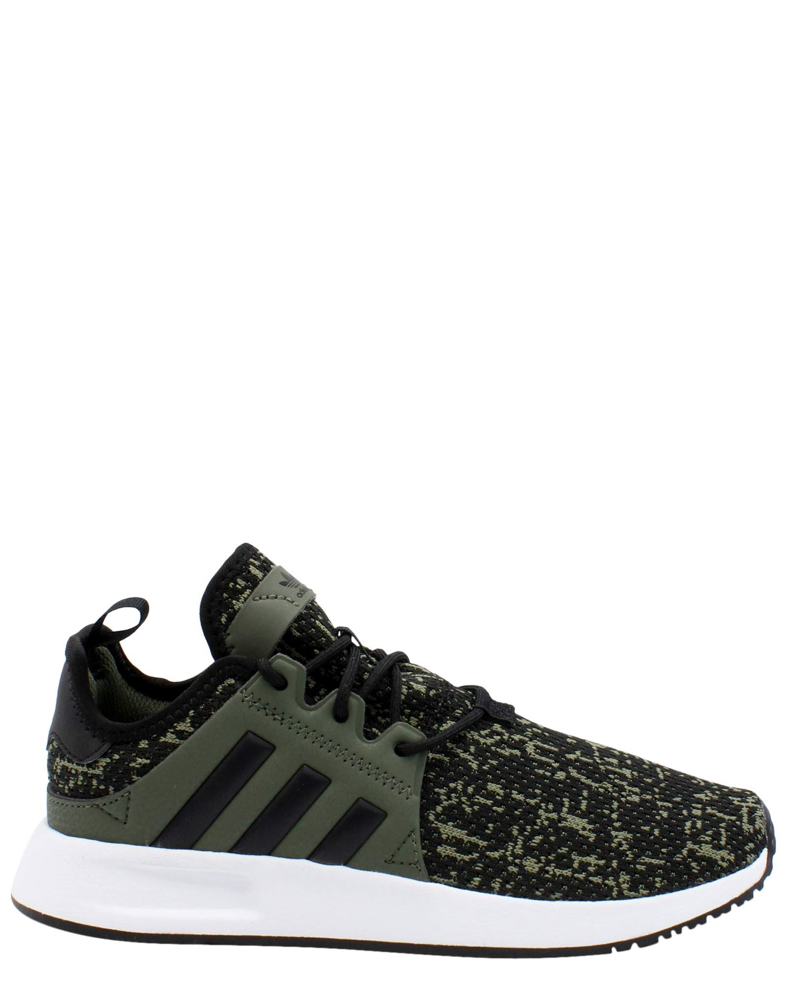 adidas Originals Kids Boy's X_PLR C (Little Kid) Base Green/Black/White 1 M US Little Kid