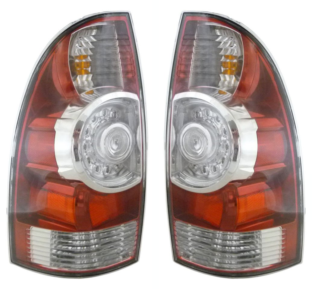 PAIR SET RH RIGHT HAND /& LH LEFT HAND TAIL LIGHTS