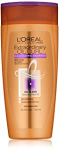 L'Oréal Paris Hair Expert Extraordinary Oil Curls Shampoo, 25.4 fl. oz. (Packaging May Vary)