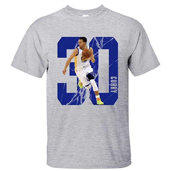 Yrewer Mens Stephen Curry Golden State Warriors #30 NBA Mens Name & ...