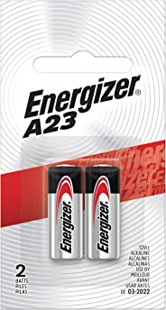 Energizer Alkaline Batteries A23 (2 Battery Count)