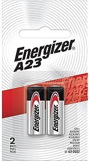 Pack of 4 Energizer A23BP2-4PACKS Battery 12 V