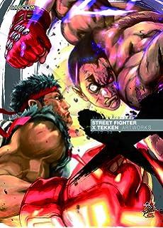 Street Fighter Concept Art Book