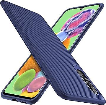 iBetter Diseño para Samsung Galaxy A90 5G Funda, Fina de Silicona ...