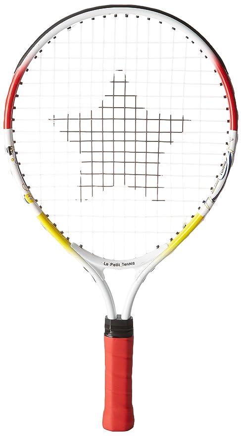 8d5bb1c1e4288 Amazon.com: Le Petit Tennis Racquet 17 Inches (Ages 2-3-4): Sports ...