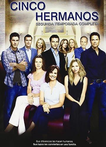 Cinco hermanos (2ª temporada) [DVD]: Amazon.es: Baltasar ...