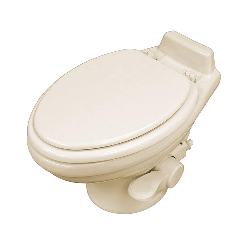 Amazon.com: Dometic 320 Series Low Profile Toilet, Bone: Automotive