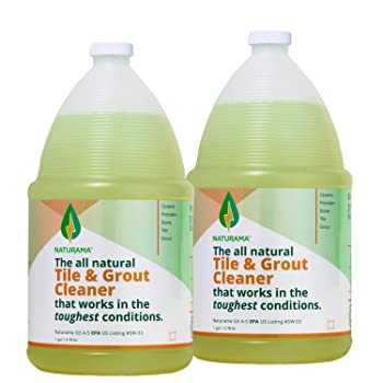 Ecogreen Tri State Pack Of 2 Bottle Tile And Grout Cleaner