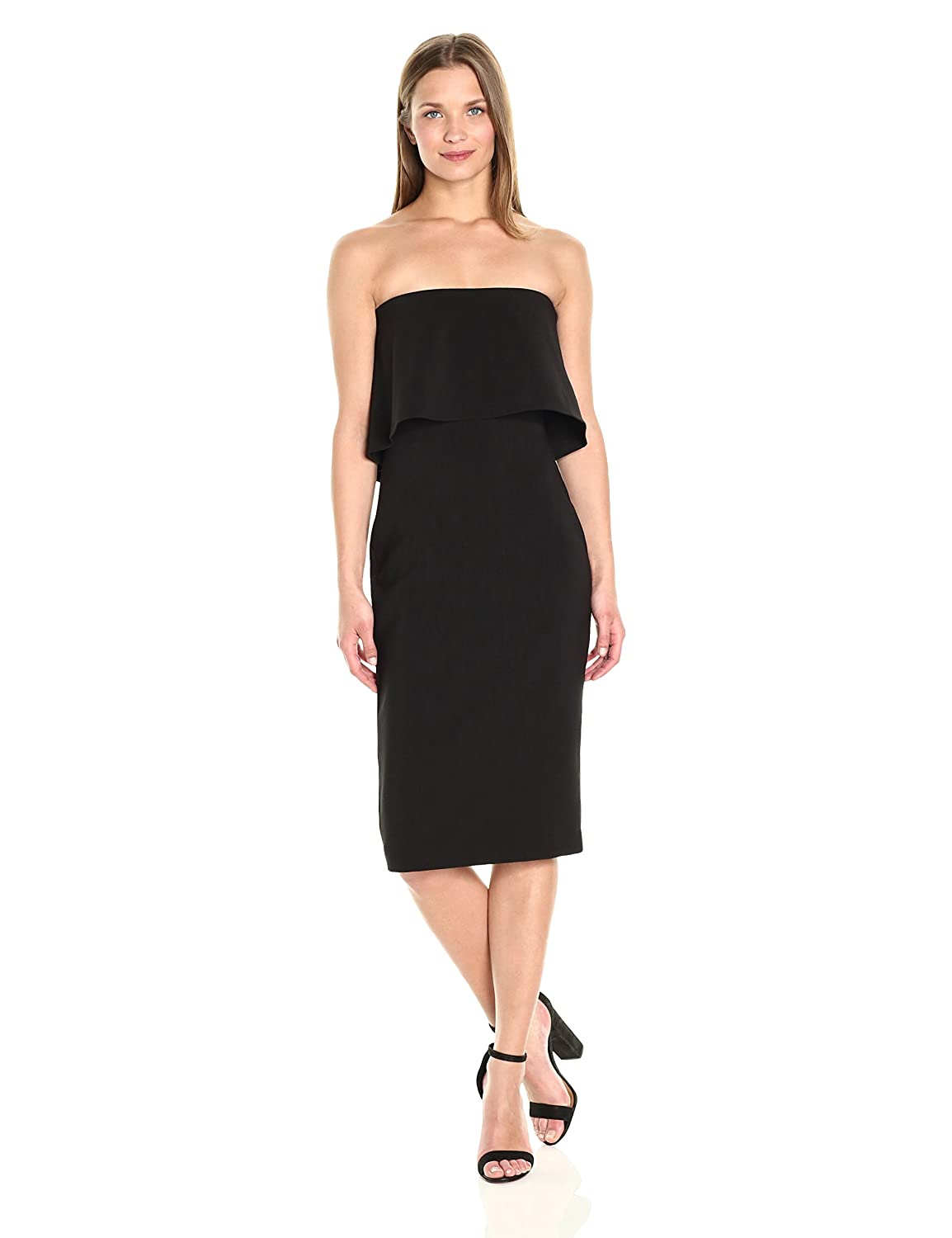 Amazon.com: LIKELY Women\'s Driggs Strapless Dress: Clothing