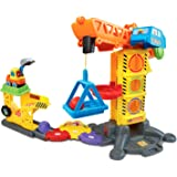 GO! GO! Smart Wheels Learning Zone Construction Site (Frustration Free Packaging)