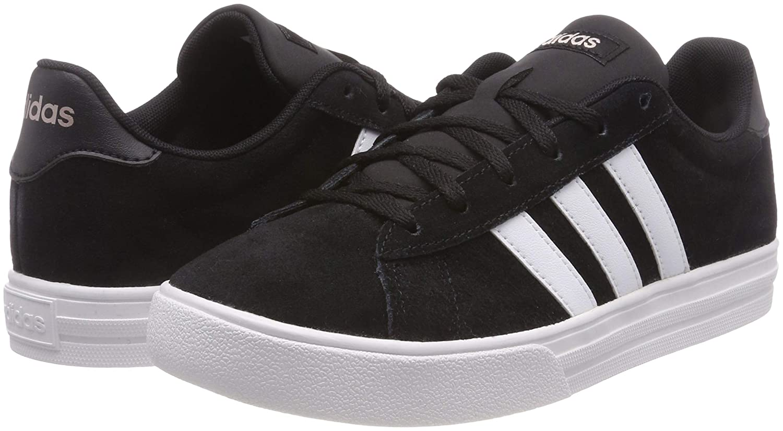 Adidas schwarz/Footwear Damen Daily 2.0 Sneaker, Schwarz (Core schwarz/Footwear Adidas Weiß/Vapour Grau Metallic 0) 0f5a82