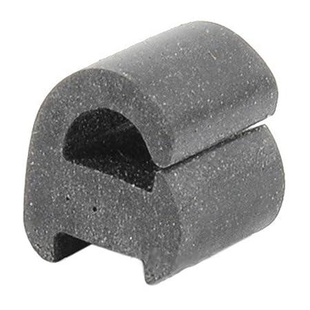 Spares2go - Base de soporte de goma para horno de cocina Moffat ...