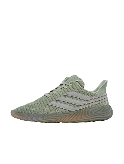Zapatillas adidas Sobakov Verde 41 1 3  Amazon.es  Zapatos y complementos 8a1e5aae78f65