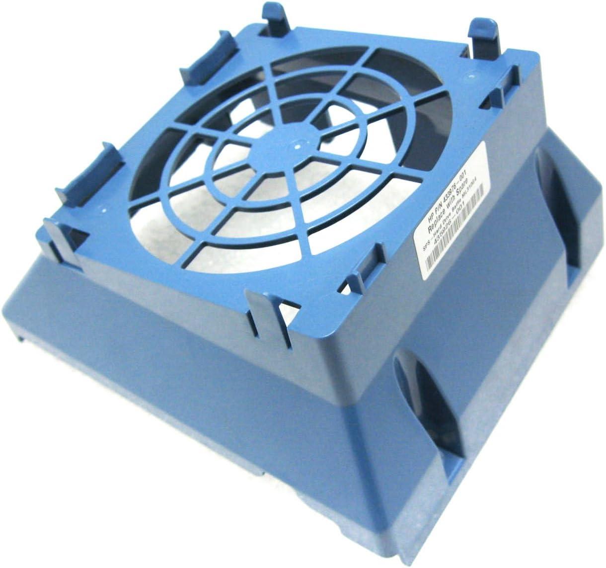 HP 435926-001 Hard drive cage fan baffle