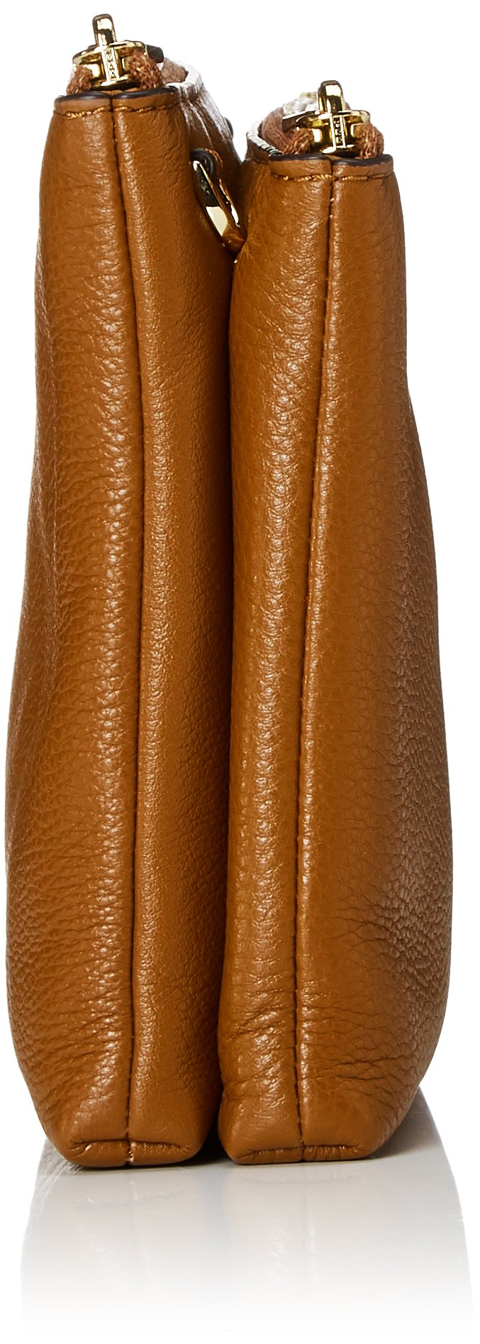 Michael Michael Kors Adele Leather Crossbody by MICHAEL Michael Kors (Image #3)