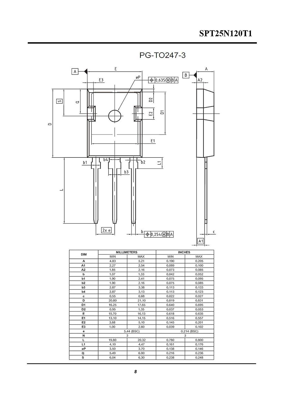 Chanzon 5pcs FGA25N120 TO-3P IGBT NPT Trench Transistor Universal Model FGA25N120-ANTD 25N120 25A