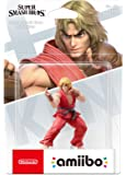 Nintendo Amiibo Ken- Super Smash Bros. Collection