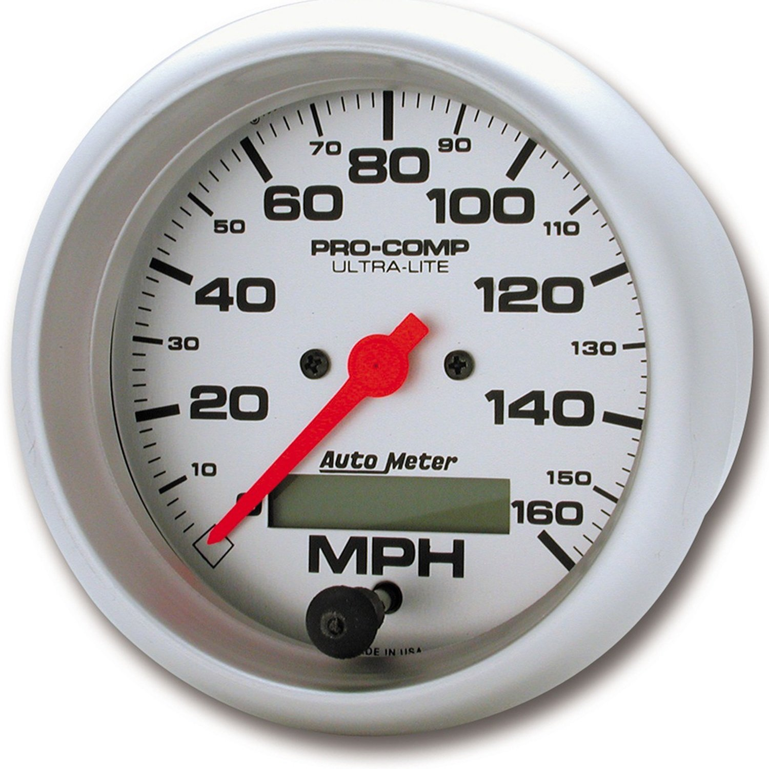 Auto Meter 4488 Ultra-Lite In-Dash Electric Speedometer by Auto Meter