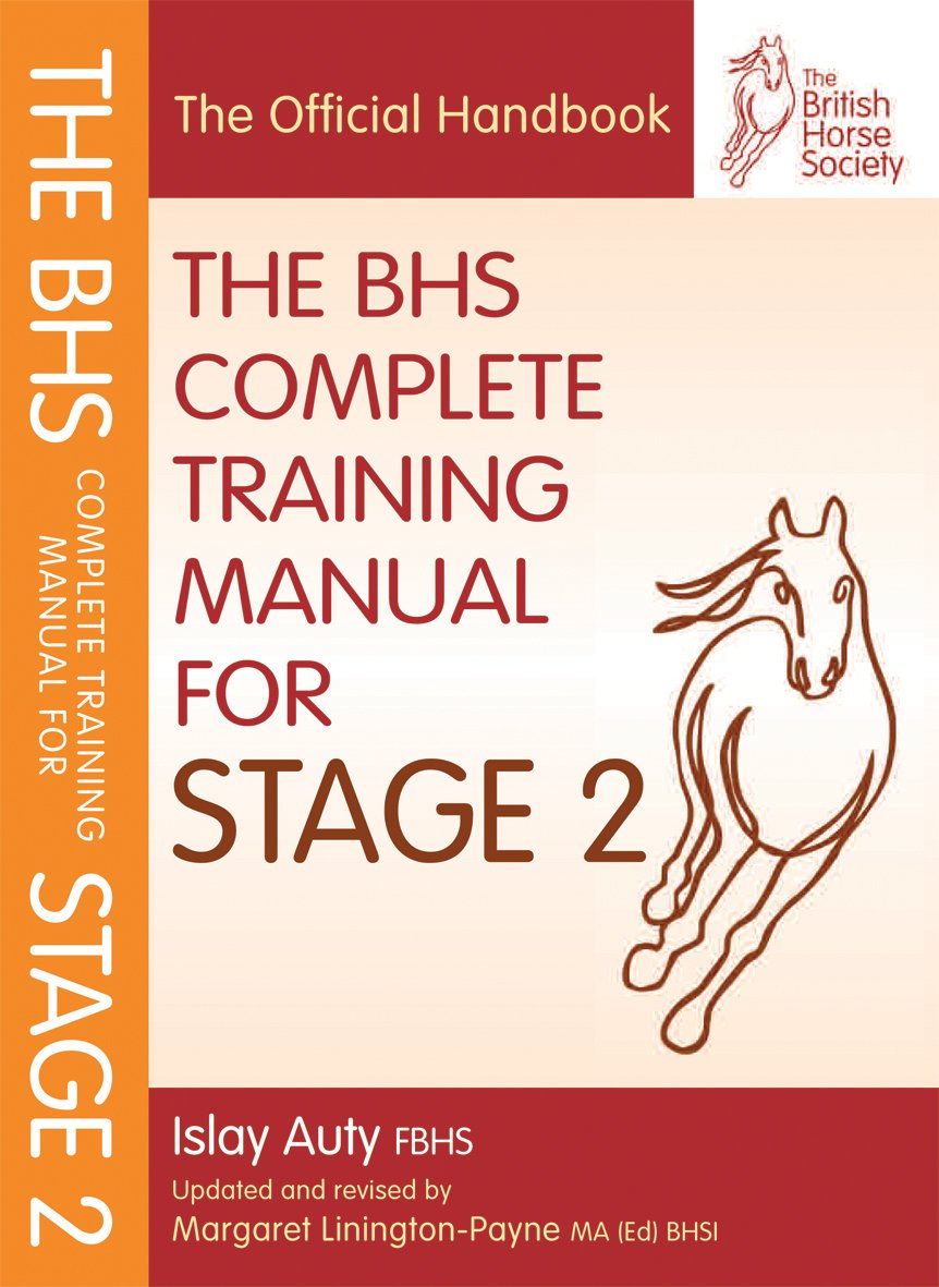 BHS Complete Training Manual for Stage 2 pdf