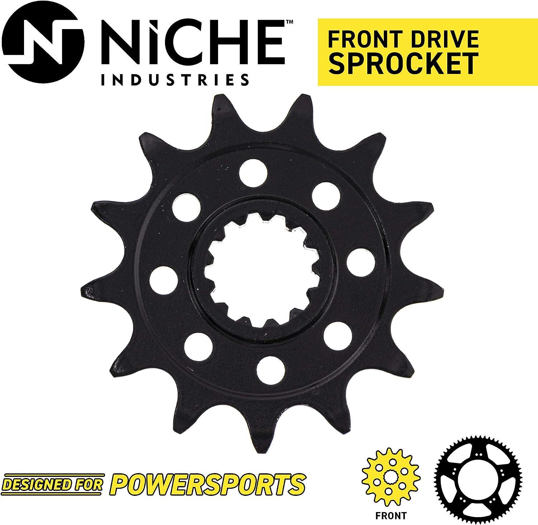 NICHE 520 Pitch Front 13T Rear 49T Drive Sprocket Kit for 2013-2018 Suzuki RMZ250