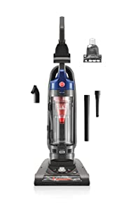 Hoover WindTunnel 2 High Capacity Bagless Corded Upright Vacuum UH70805, Blue