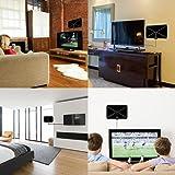 HotCat HDTV Antenna 120+ Miles Long Range Indoor