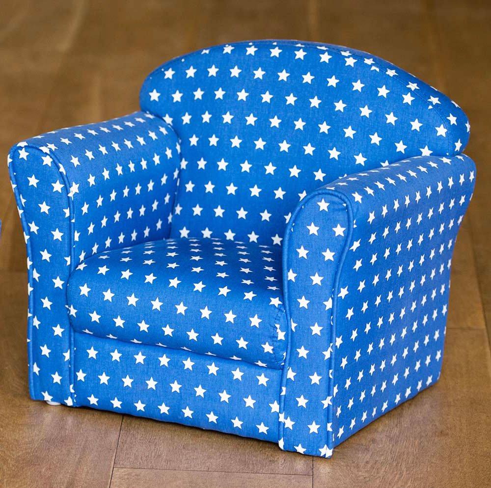 Children\'s Blue Star Tub Chair: Amazon.co.uk: Kitchen & Home