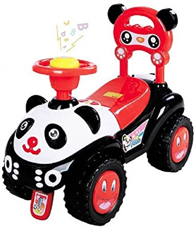 Adelee Ruff Rider for Kids (Black)