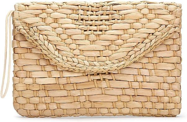 Women Straw Bag New Fashion Clutch Bags