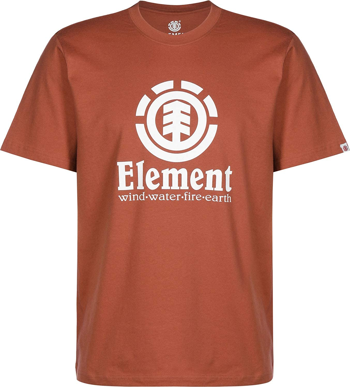Element Vertical Ss Maglietta Uomo