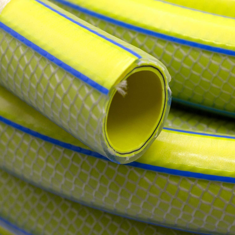 non teme il freddo e il calore 30 m VARIOSAN Tubo da giardino 11541 resistente alle torsioni 1//2 anti-groviglio NTS