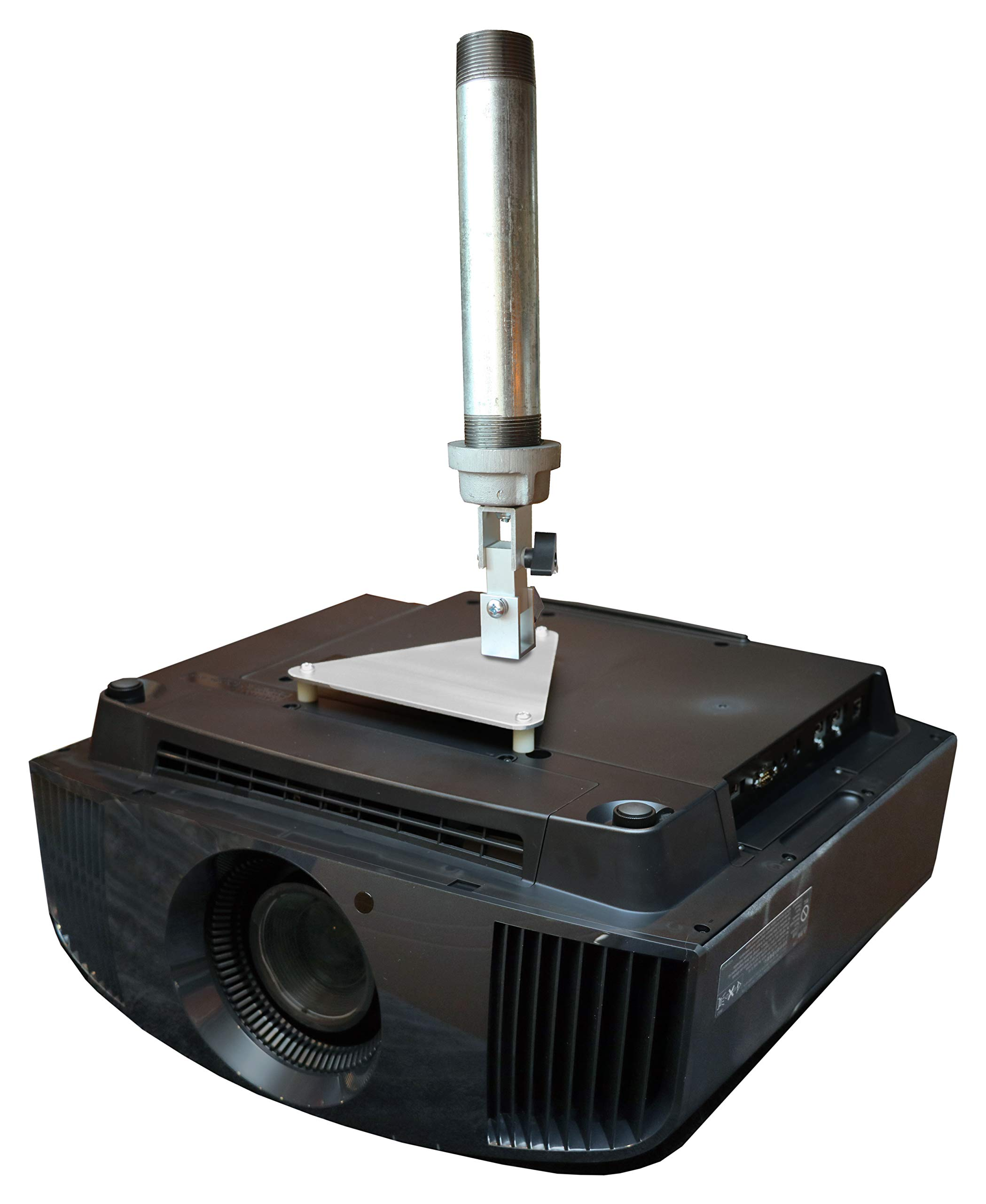 PCMD, LLC. Projector Ceiling Mount Compatible with Sony VPL-HW45ES VW350ES VW550ES VW600ES VW675ES with NPT Adapter