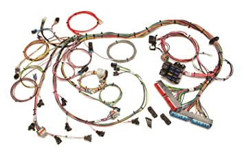 71u3GmDXDSL._SX355_ amazon com painless 60508 fuel injection standard length wiring fuel injector wiring harness at aneh.co