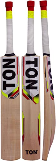SS Ton Kashmir Willow Cricket Bat- Ton Maximus (Cover Included)