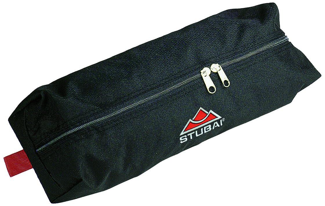 Stubai Kletterhacken Gearbag Zip Allzweck, Rot, M, 919008