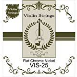 キクタニ バイオリン弦 E-A-D-G セット弦 VIS-25