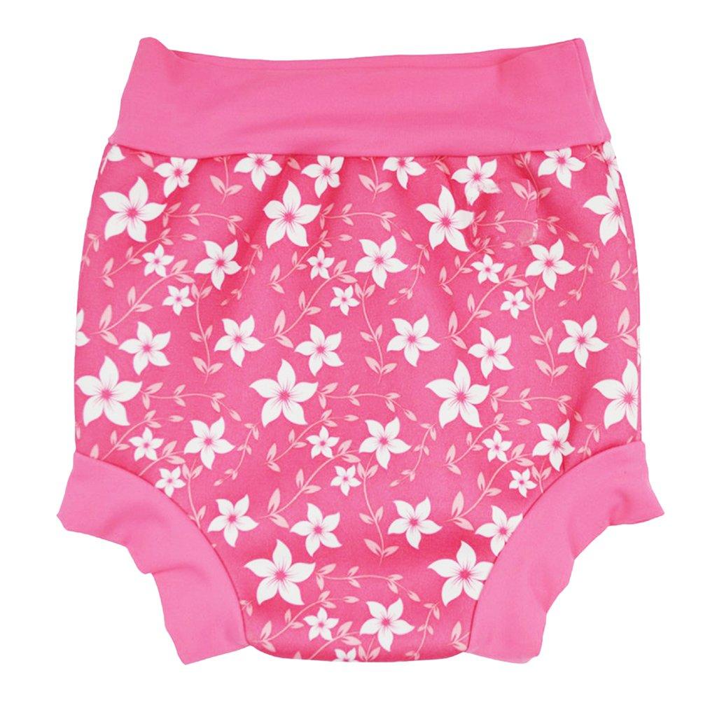 MagiDeal Kids Baby Toddler Boys Girls Quick Dry Swim Nappy Reusable Swimwear Shorts non-brand
